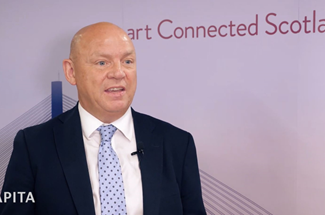 Capita partnership with Cisco - Jim Crawford